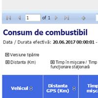 Consum-Combustibil-normat