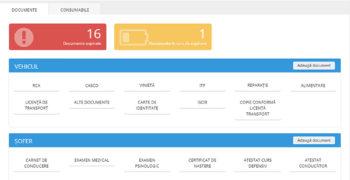 Administrare Documente - Monitorizare Flota Auto | evogps.ro