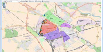 Încălcări Perimetre - Monitorizare & Urmărire Auto | evogps.ro
