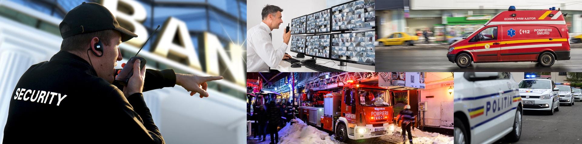Monitorizare auto prin GPS - servicii de urgență & companii de securitate/ transport valori | evogps.ro