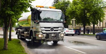 Monitorizare auto prin GPS pentru Servicii & Utilități Publice | evogps.ro