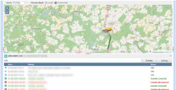Comunicație cu șoferul- GPS Auto, Camion & Tir | evogps.ro