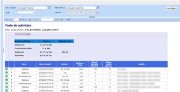 Deszăpezire CNADNR - Monitorizare GPS Utilaje | evogps.ro