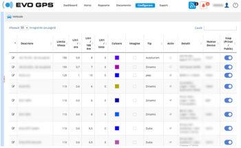 Scop Public/Privat - Monitorizare Folosire Mașină | evogps.ro