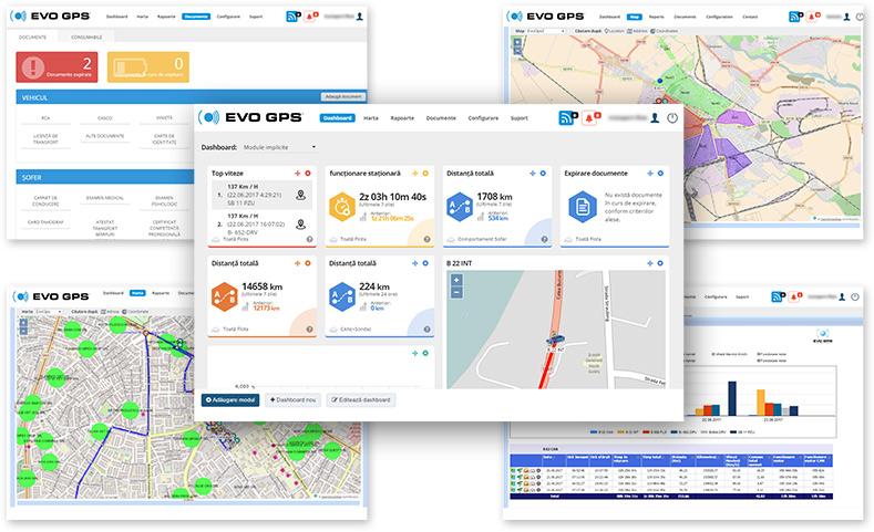 EVO GPS - solutie de localizare si monitorizare auto prin GPS | evogps.ro